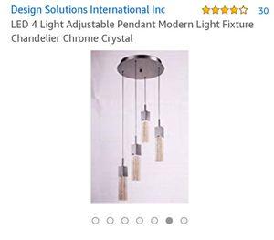 Adjustable pendant Indoor modern light fixtures for Sale in Huntington Park, CA