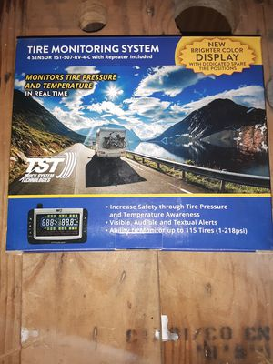 ☆NEW RV/TRAILER TPMS! $75 OBO for Sale in Elkhart, IN