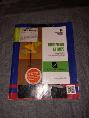 Business Ethics 8th Edition for Sale in Mesa, AZ
