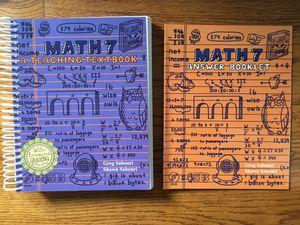 Teaching textbooks 7 for Sale in Murfreesboro, TN