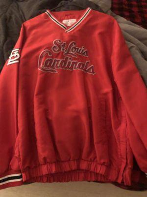 Cardinals windbreaker rain jacket for Sale in St. Louis, MO