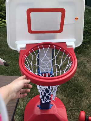 Basketball hoop for Sale in Lincoln Park, MI