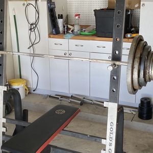 Weights Bench Press for Sale in New Braunfels, TX