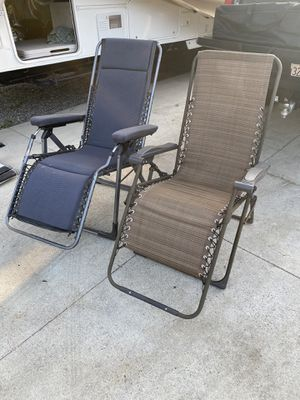 Camping chairs for Sale in Fullerton, CA