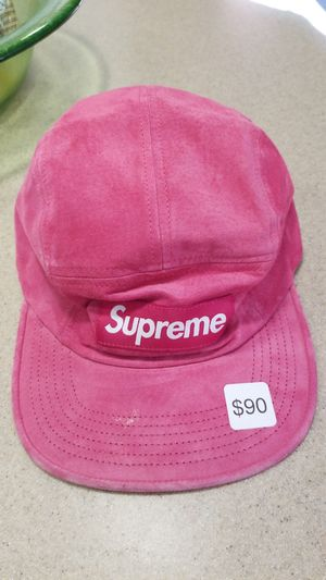 Pink supreme hat for Sale in Cary, NC