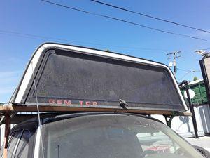 Gem top camper for Sale in Stockton, CA