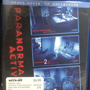 Paranormal Activity Three Movie Set for Sale in Costa Mesa, CA