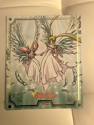Sailor moon limited edition ViZ card for Sale in West Los Angeles, CA