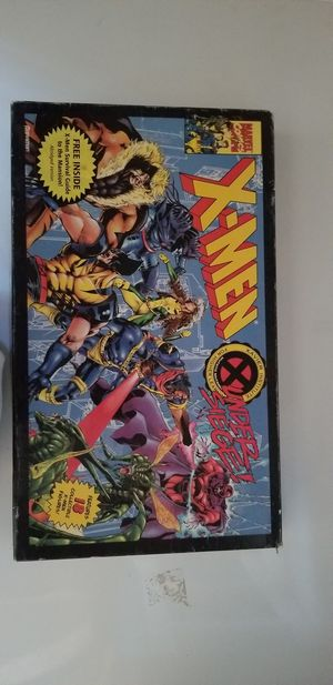 X-Men Under Seige Board Game for Sale in Beale Air Force Base, CA