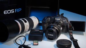 Canon EOS RP Bundle *NEW for Sale in Humble, TX