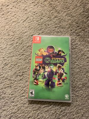 Nintendo Switch - DC Super Villians/Ninjago for Sale in Seattle, WA
