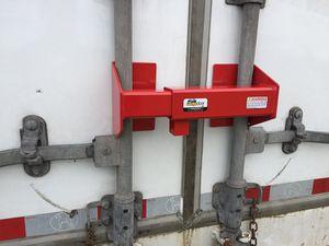 Carco utility travel trailer heavy duty lock new for Sale in San Diego, CA