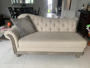 Formal sofa and chaise for Sale in Hialeah, FL