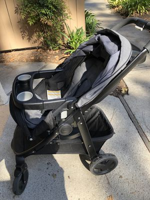 Graco stroller and car seat for Sale in Fullerton, CA