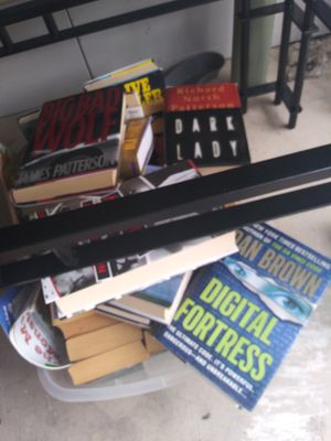 20 books all for Sale in Lake Worth, FL