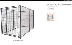 Welded wire kennel cage for Sale in Milpitas, CA