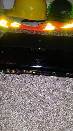 Kenwood 1000 watt amp for Sale in Auburn, WA