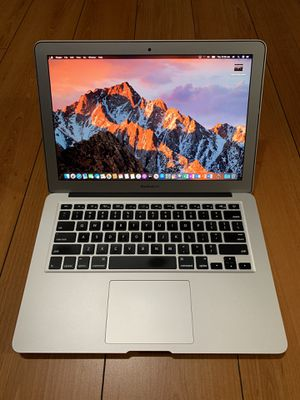 "2013 13"" MacBook Air i7 8GB RAM 256GB SSD Excellent Condition for Sale in Garden Grove, CA"