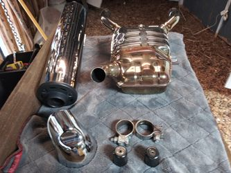 BMW motorcycle exhaust for Sale in Buford,  GA