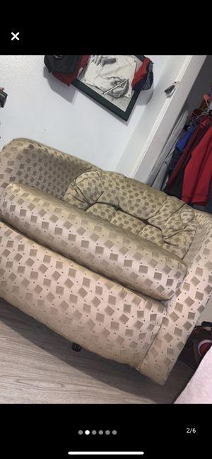 Mini Loveseat/Sofa for Sale in Fresno, CA