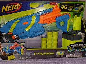 Nerf gun- vortex VTX pyragon for Sale in Mesa, AZ