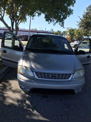 Ford Windstar 2002 Minivan for Sale in Fort Lauderdale, FL