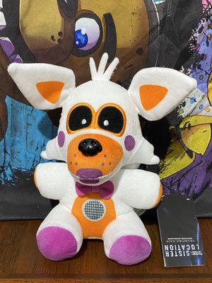 Five Nights at Freddys Funko LOLBIT Plush FNAF for Sale in Phoenix, AZ