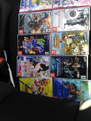 Nintendo switch games for Sale in Marietta, GA