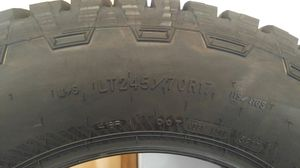 245/70R17 GY Wrangler Trailrunner 2 tires New! for Sale in Colorado Springs, CO