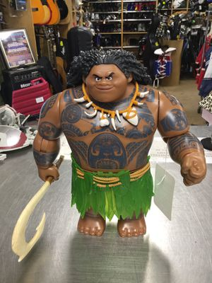 Chief Tui of Moana for Sale in Matawan, NJ
