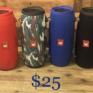 Bluetooth Wireless Rechargeable Speaker KEUS for Sale in Montebello, CA