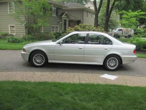 Parting out 1995 - 2003 BMW 5 series for Sale in San Antonio, TX