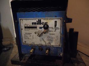 Miller welder for Sale in South Hill, WA