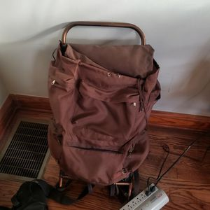 External Frame Camping Backpack for Sale in Baltimore, MD