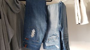 $5 Name brand jeans - 7 for all man kind for Sale in Tolleson, AZ