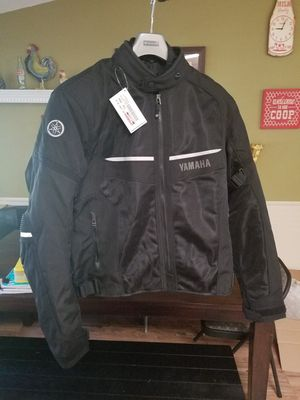Yamaha rev'it motorcycle jacket size 56 for Sale in North Plains, OR
