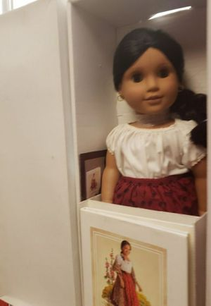 Rare American Girl Doll Glam Lash Josefina Doll for Sale in Reading, PA
