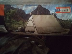 4 man a- frame tent for Sale in Carthage, MO