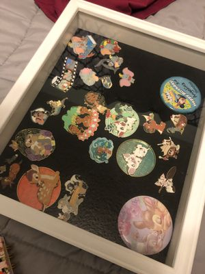 Disney authentic pins for Sale in Los Angeles, CA