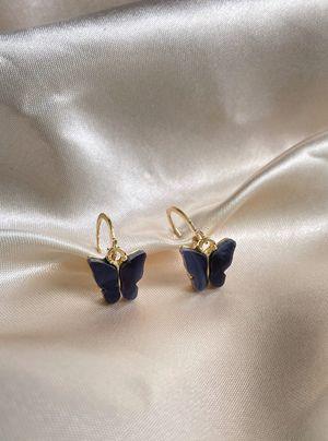 Black Mariposa Earrings for Sale in Lynwood, CA