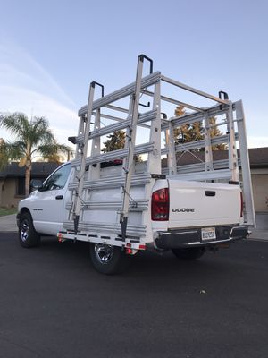 Glass rack for sale fits dodge 03 for Sale in Modesto, CA