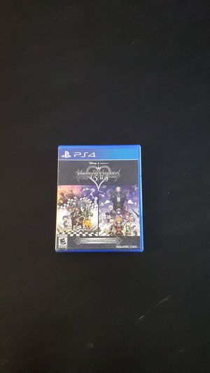 Kingdom hearts 1.5 and 2.5 remix for Sale in Etiwanda, CA