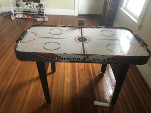 Air hockey table for Sale in Worcester, MA