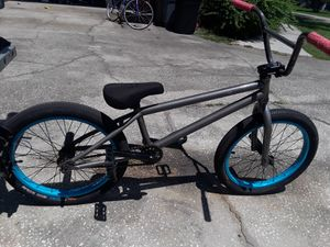 """Stolen brand bmx bike with 20"""" tires, like new. $250 FIRM. for Sale in Wesley Chapel, FL"""