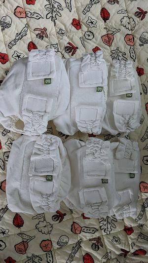G Diapers ~ Newborn lot of 6 for Sale in Portland, OR