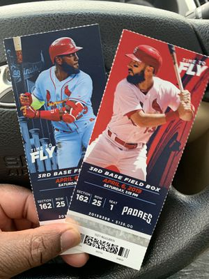 Cardinals Tickets 2 for Sale in St. Louis, MO