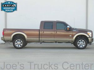 2012 Ford Super Duty F-350 SRW for Sale in Houston, TX