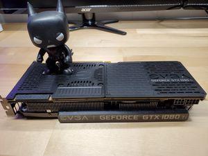 Evga GTX 1080 ti SC Black - still has warranty for Sale in Boston, MA