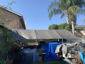 Car Port Canopy Frame - FRAME ONLY for Sale in Artesia, CA