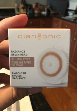 Clarisonic Radiance brush head - never used for Sale in Haymarket, VA